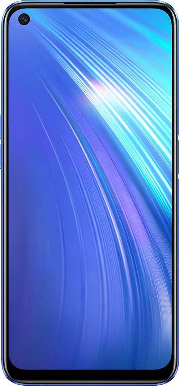 Realme 6 (4 GB RAM, 64 GB, Comet Blue)