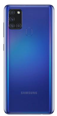 Samsung Galaxy A21s (RAM 4, 64 GB, Blue)