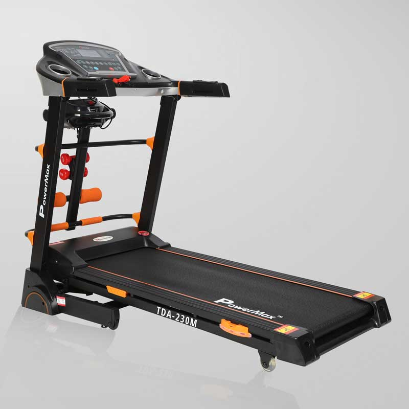 PowerMax TDA-230M Treadmill