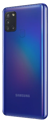 Samsung Galaxy A21s (RAM 4, 64 GB, Blue)
