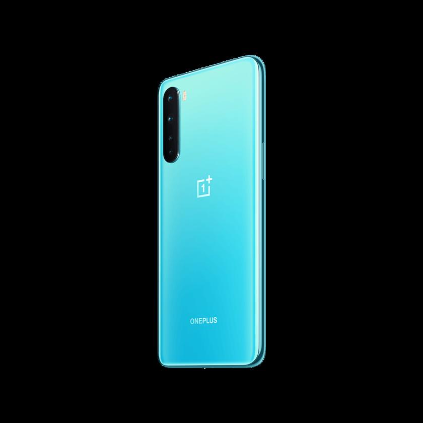 OnePlus Nord (RAM 12 GB, 256 GB Storage, Blue Marble)