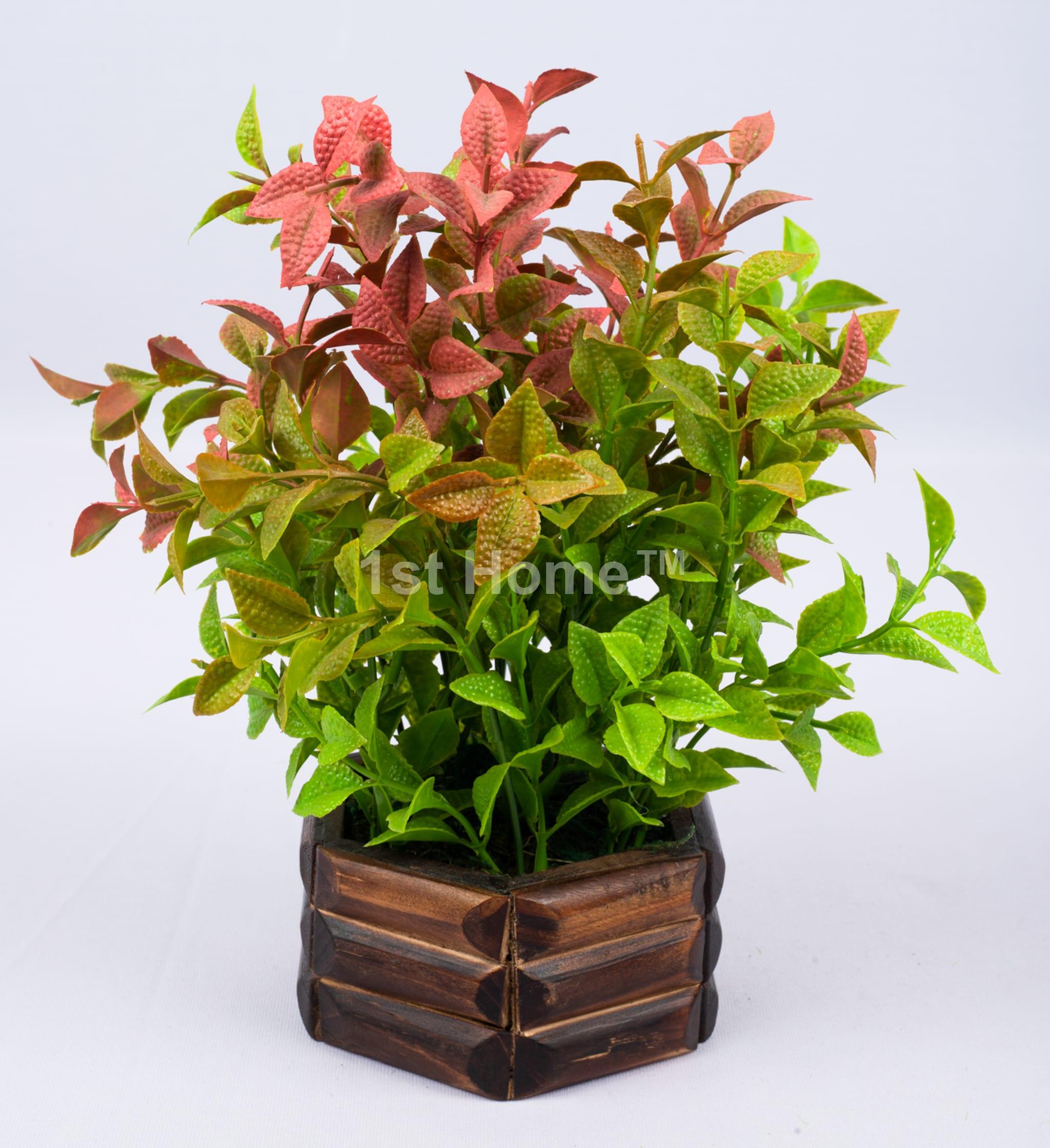 Artificial Green Bush Arrangement K1123