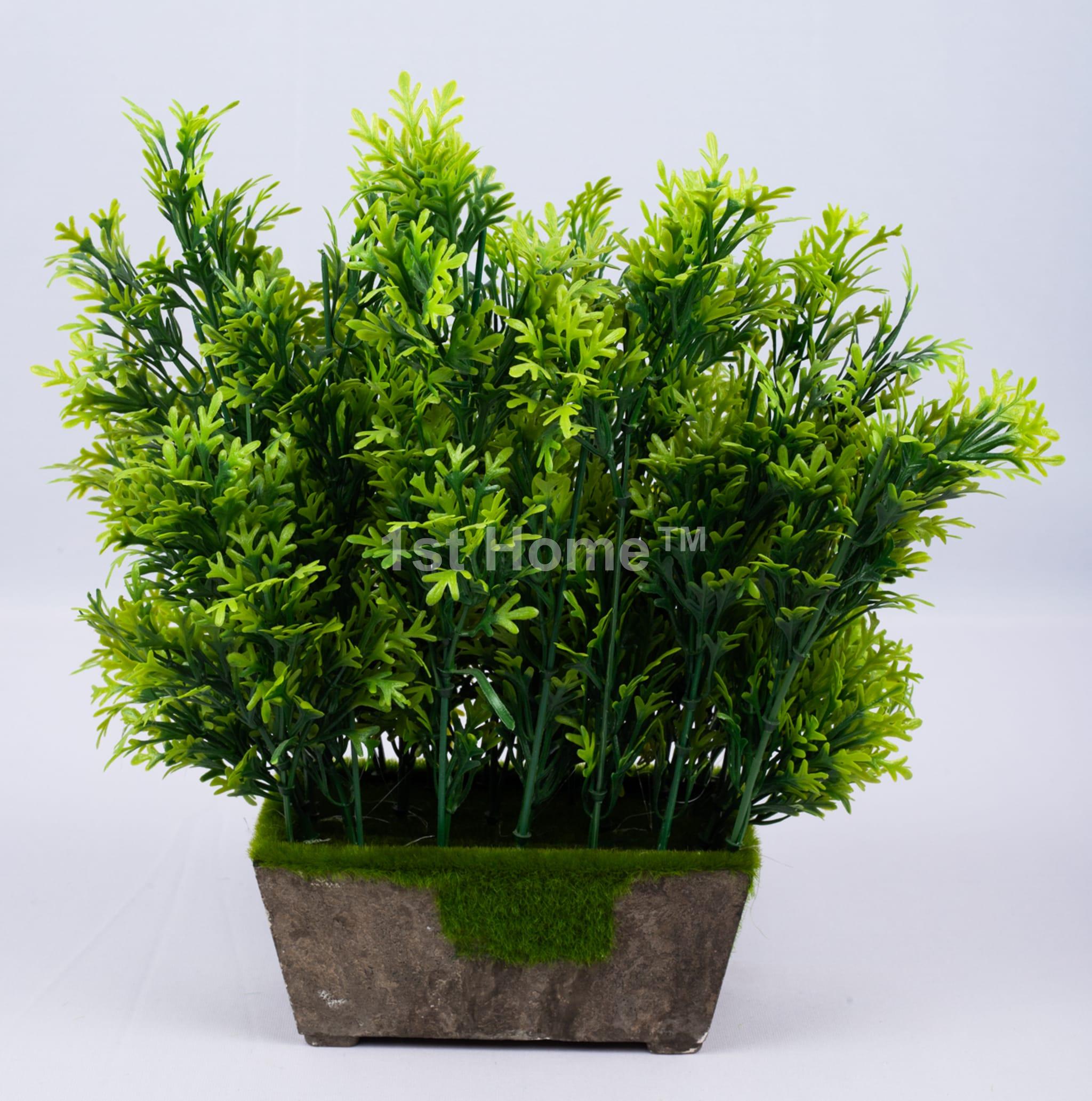 Artificial Green Bush Arrangement K1120