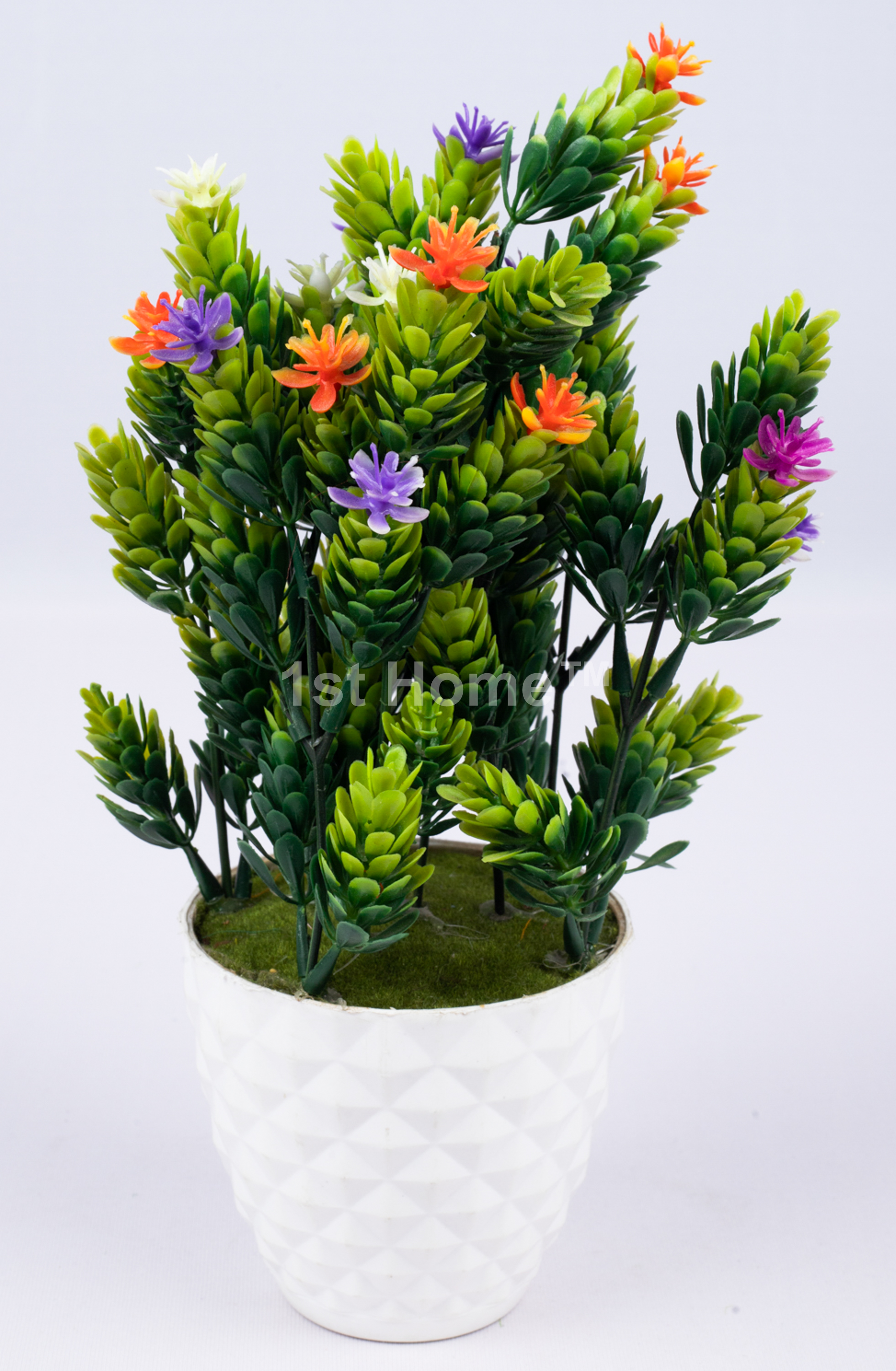 Artificial Green Bush Arrangement K1115