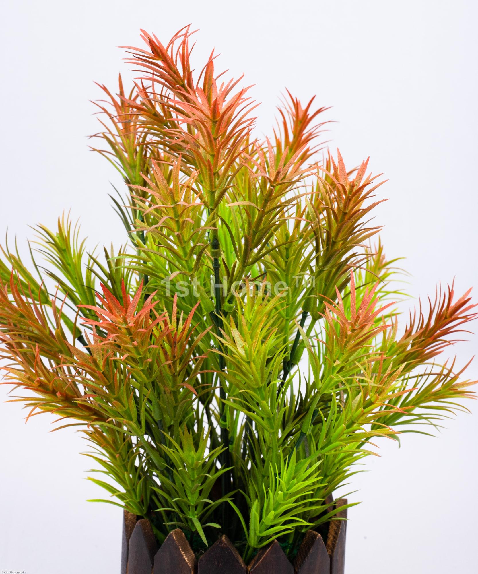 Artificial Green Bush Arrangement K1089