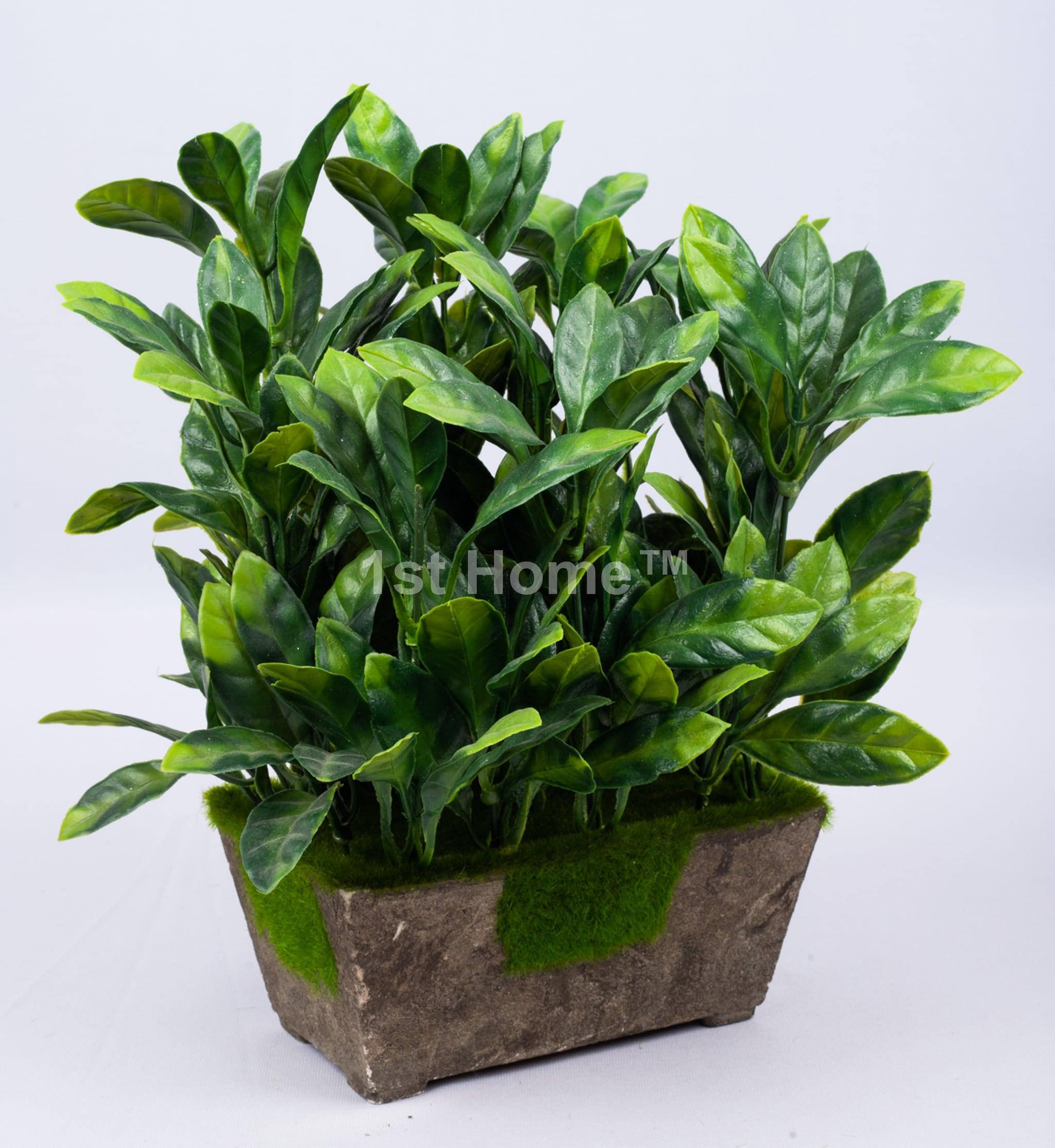 Artificial Green Bush Arrangement K1121