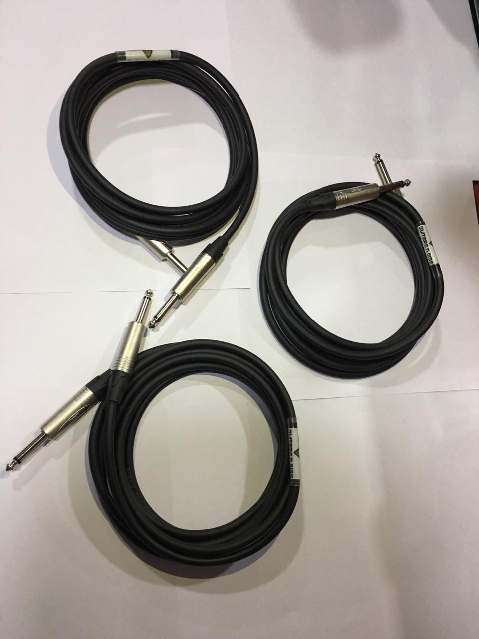 GNG 3mt Jack To Jack Cable