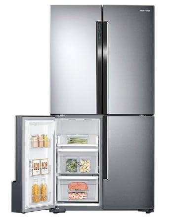 Samsung RF60J9090SL Refrigerator (680 Litres, Silver)