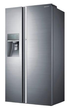 Samsung RH77J90407H Refrigerator (838 Litres, Silver)