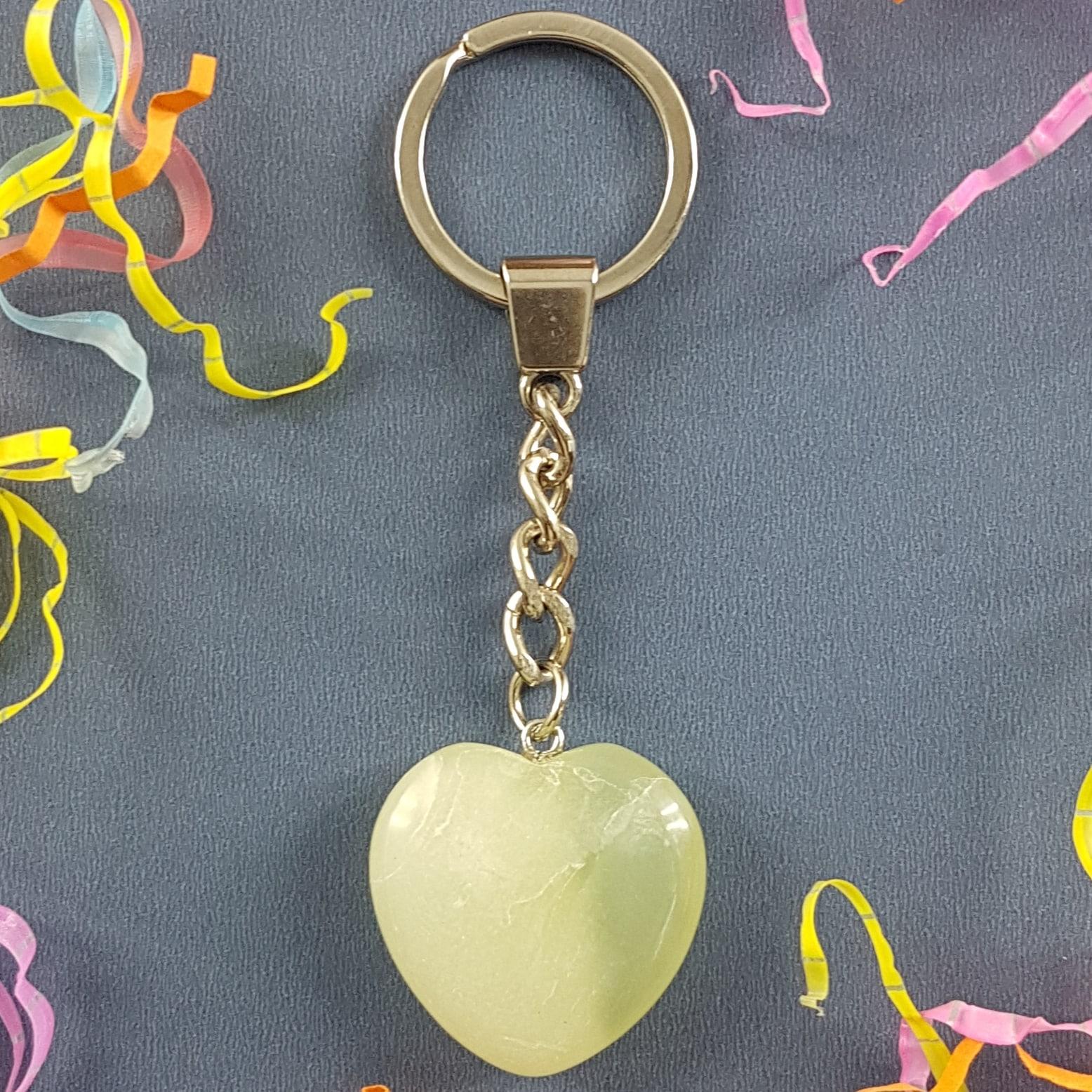 HEART KEYRING (KR12)