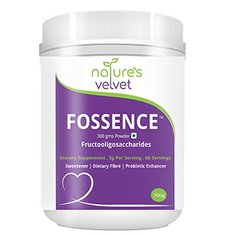 Nature's Velvet Fossence Sugar Substitute And Probiotic Enhancer Powder