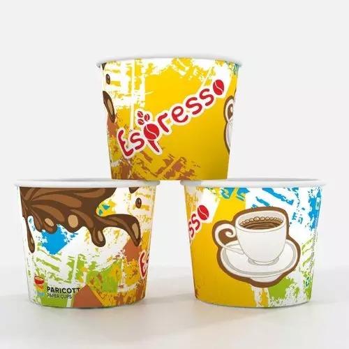 100ml Paper Cups