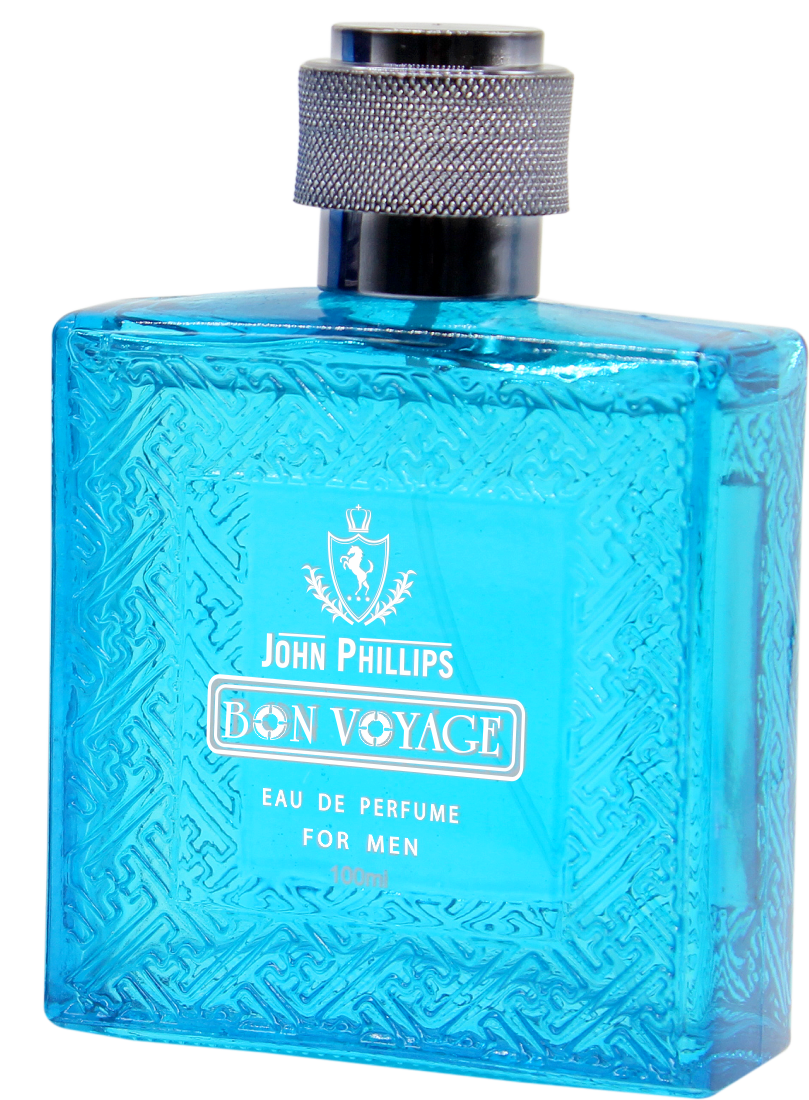 John Phillips Bon Voyage (Eau De Perfume) For Men (100 ml)