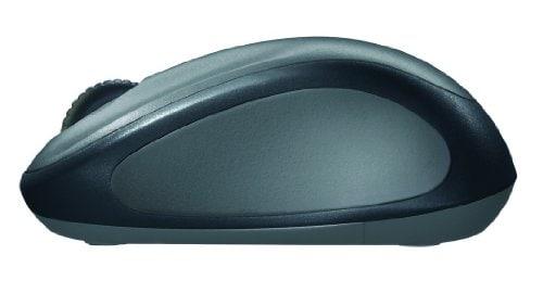Logitech Wireless Computer Mouse Grey [M235]