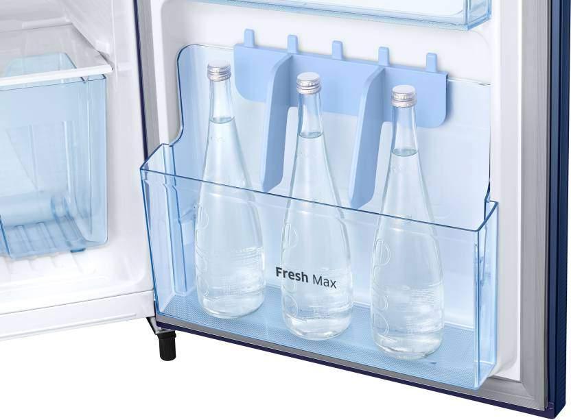 Samsung 212 L Direct Cool Single Door 4 Star Refrigerator (Camellia Blue, RR22R373YCU/HL)