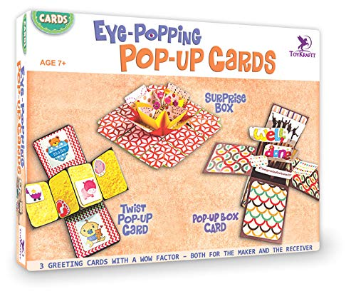 Eye-Popping Pop-Up Cards