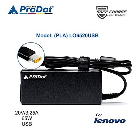 Prodot Lenovo USB Charger