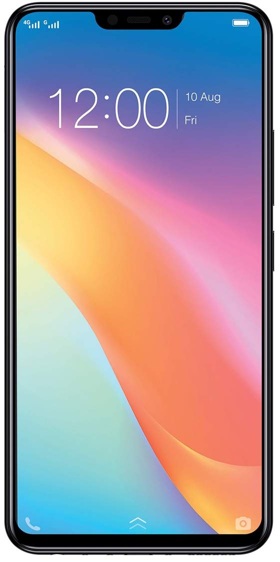 Vivo Y81 (RAM 3 GB, 32 GB, Black)
