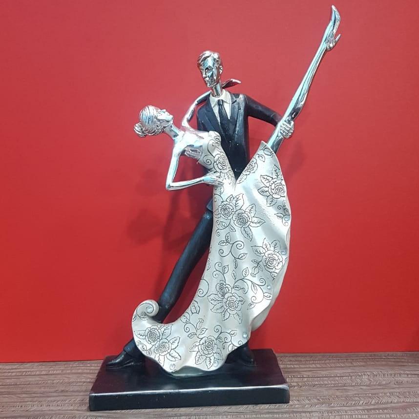 Dancing Couple Statue