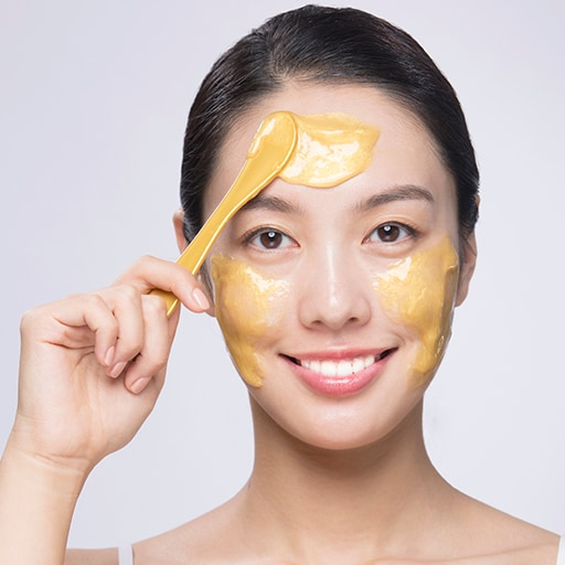 Shangpree Gold Premium Modeling Mask- Pack Of 5 (271 g)