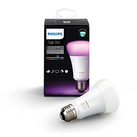 Philips 456186 Hue White And Color Ambiance E27 Bulb (3rd Generation)