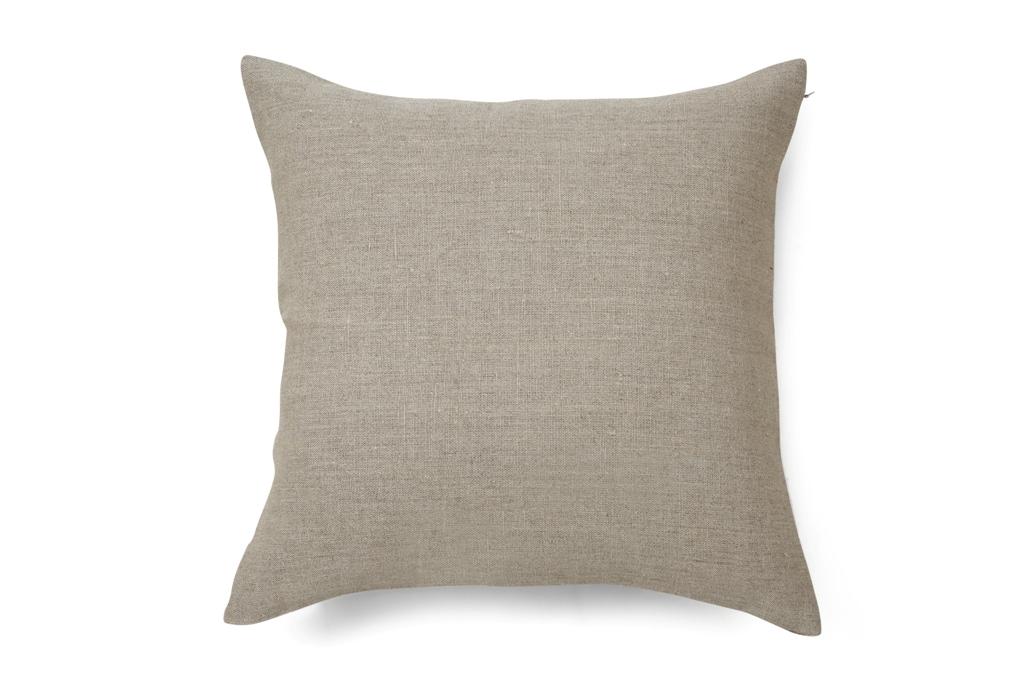 Kilim Print Cushion Orange