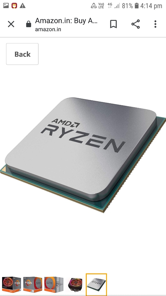 AMD Ryzen 9 3900X Desktop Processor 12 Cores Up To 4.6GHz 70MB Cache AM4 Socket (100-100000023BOX)