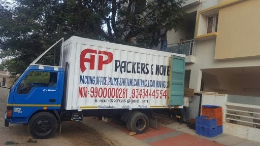 Packers And Movers HSR Layout Bangalore