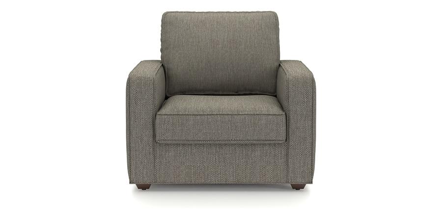Royal 5 Seater Sofa (3+1+1) (Grey)