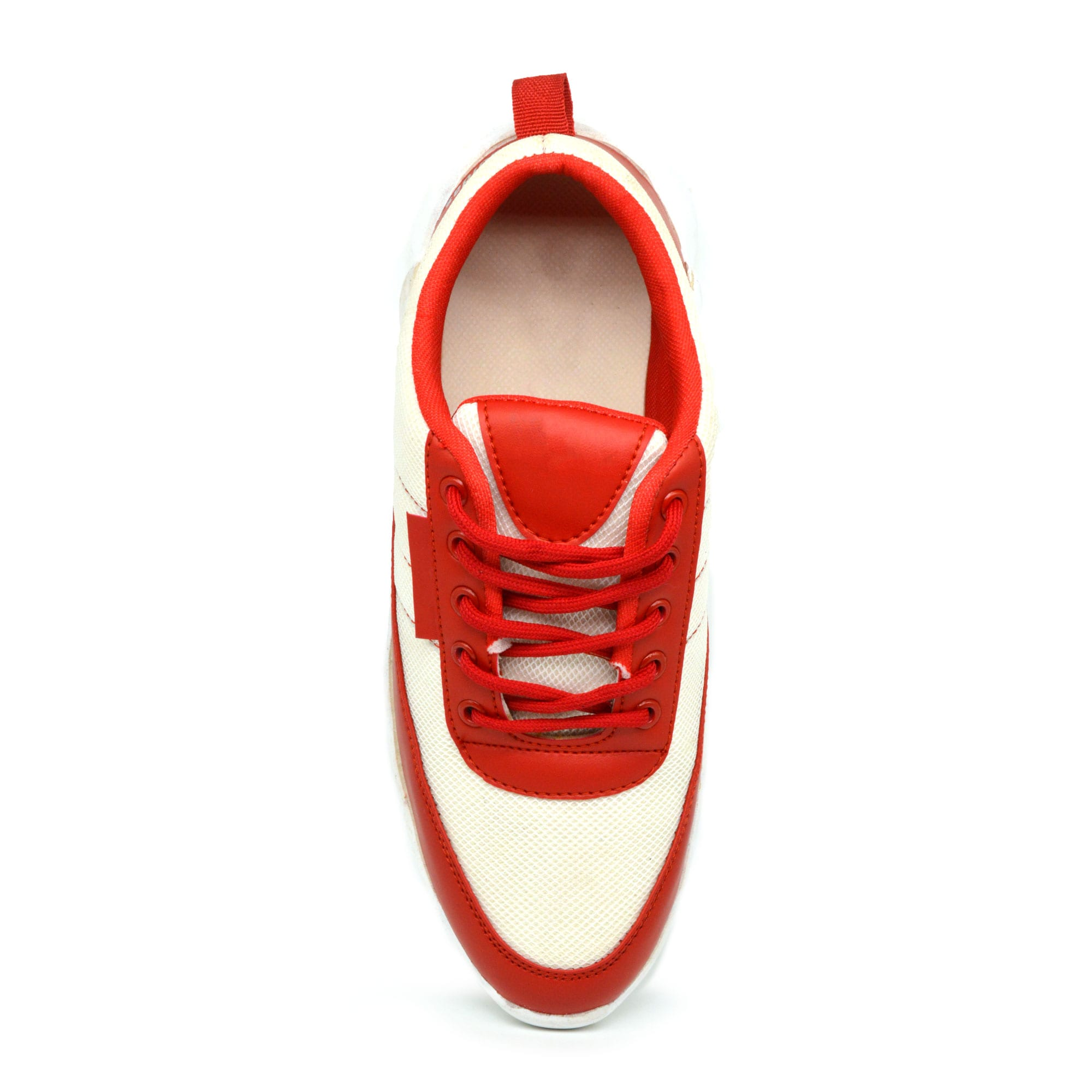 IMCOLUS23.170_RED  OUTDOOR WEAR & FLEXIBLE MENS Sports Shoes SHOES  IMCOLUS23.170_RED (RED,6TO10,8 PAIR)