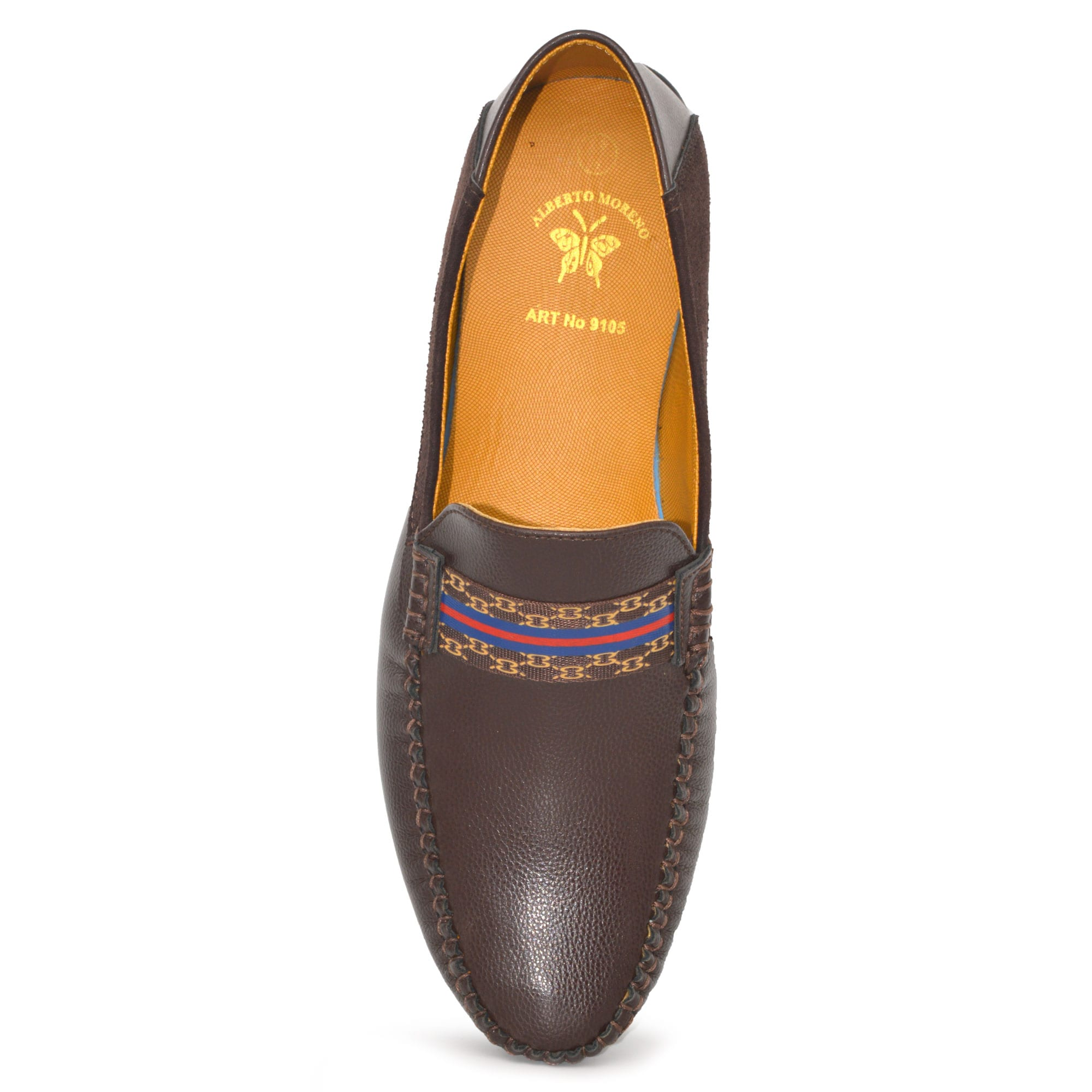 IMCOLUS49.122_COFFEE MENS PARTYWEAR & TRENDING WEAR LOAFER  IMCOLUS49.122_COFFEE (COFFEE,6TO10,8 PAIR)