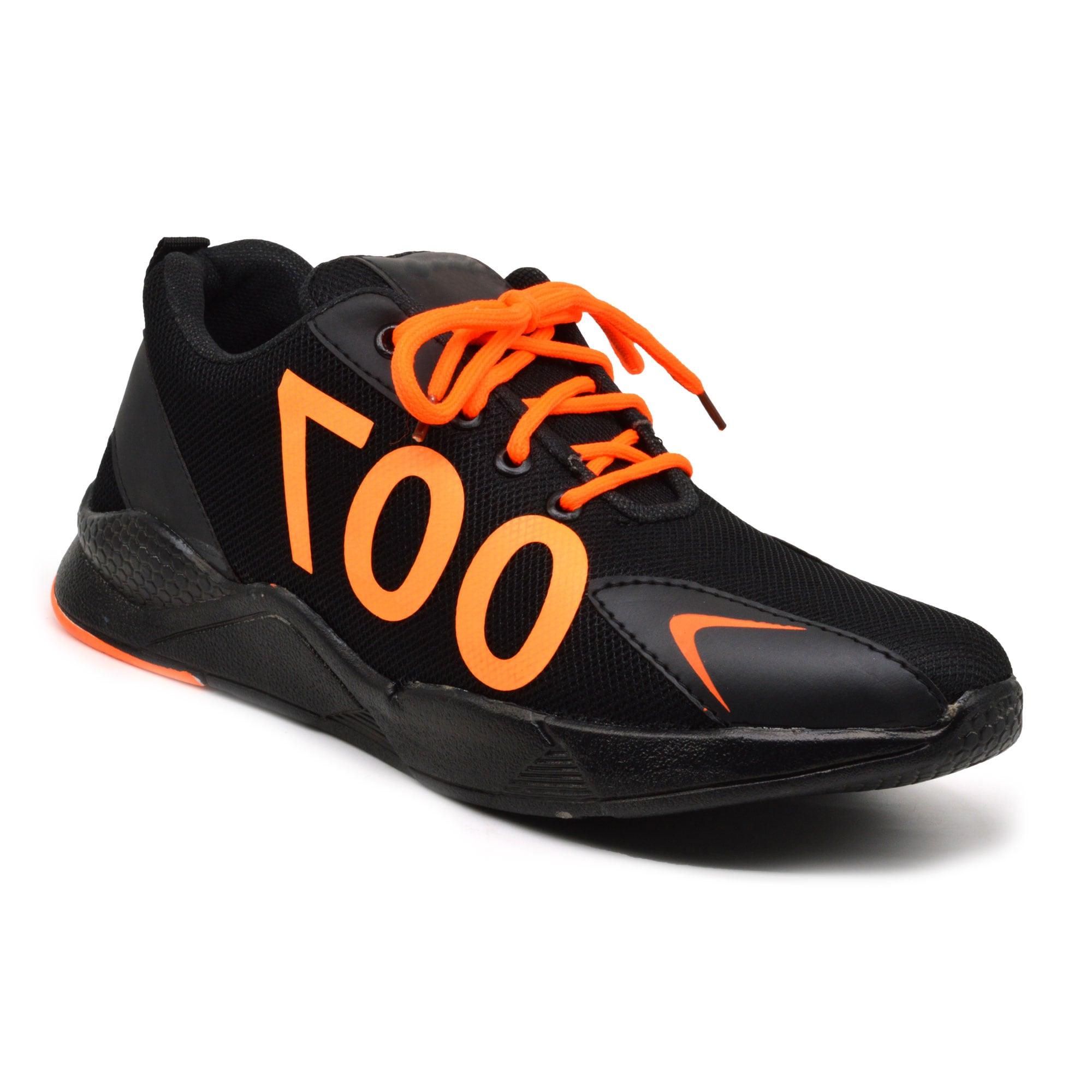 IMCOLUS30.193_BLACK FLEXIBLE &COMFOTABLE MENS Sports Shoes SHOES  IMCOLUS30.193_BLACK (BLACK,6TO10,8 PAIR)