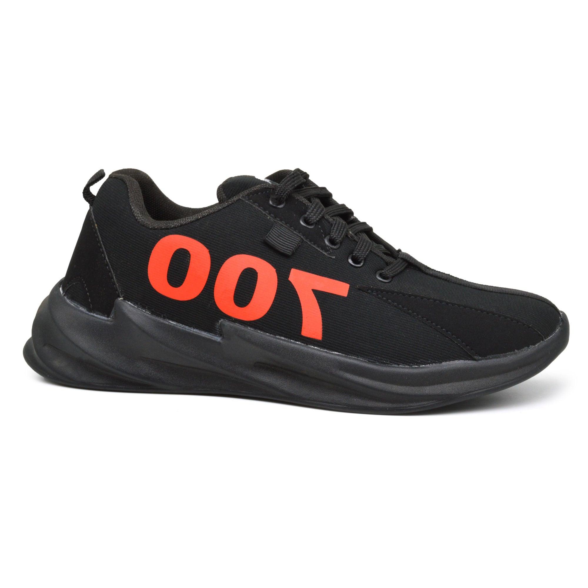 IMCOLUS28.196_BLACK FLEXIBLE &COMFOTABLE MENS Sports Shoes SHOES  IMCOLUS28.196_BLACK (BLACK,6TO10,8 PAIR)