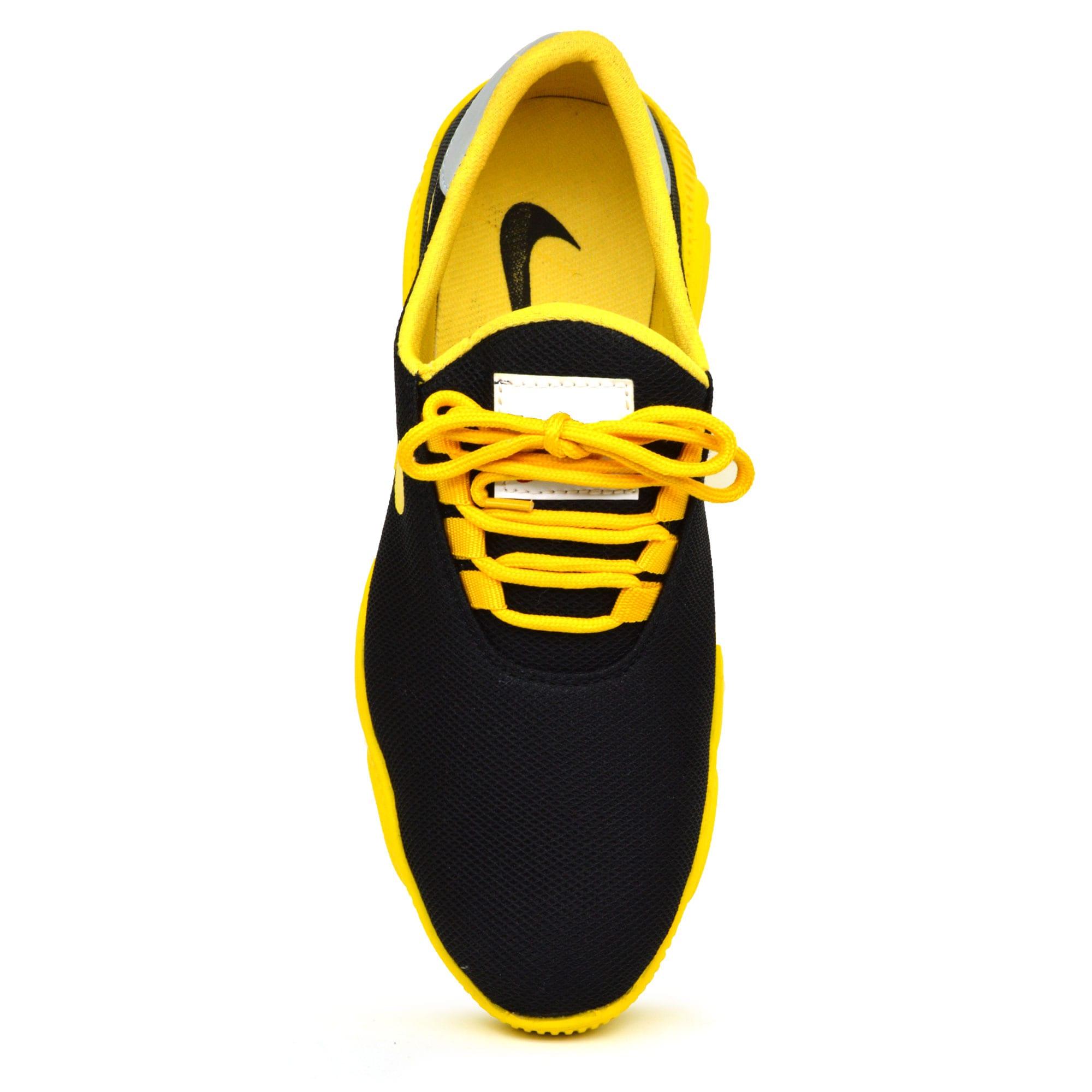 IMCOLUS10.171_BLACK  OUTDOOR WEAR & FLEXIBLE MENS Sports Shoes SHOES  IMCOLUS10.171_BLACK (BLACK,6TO10,8 PAIR)