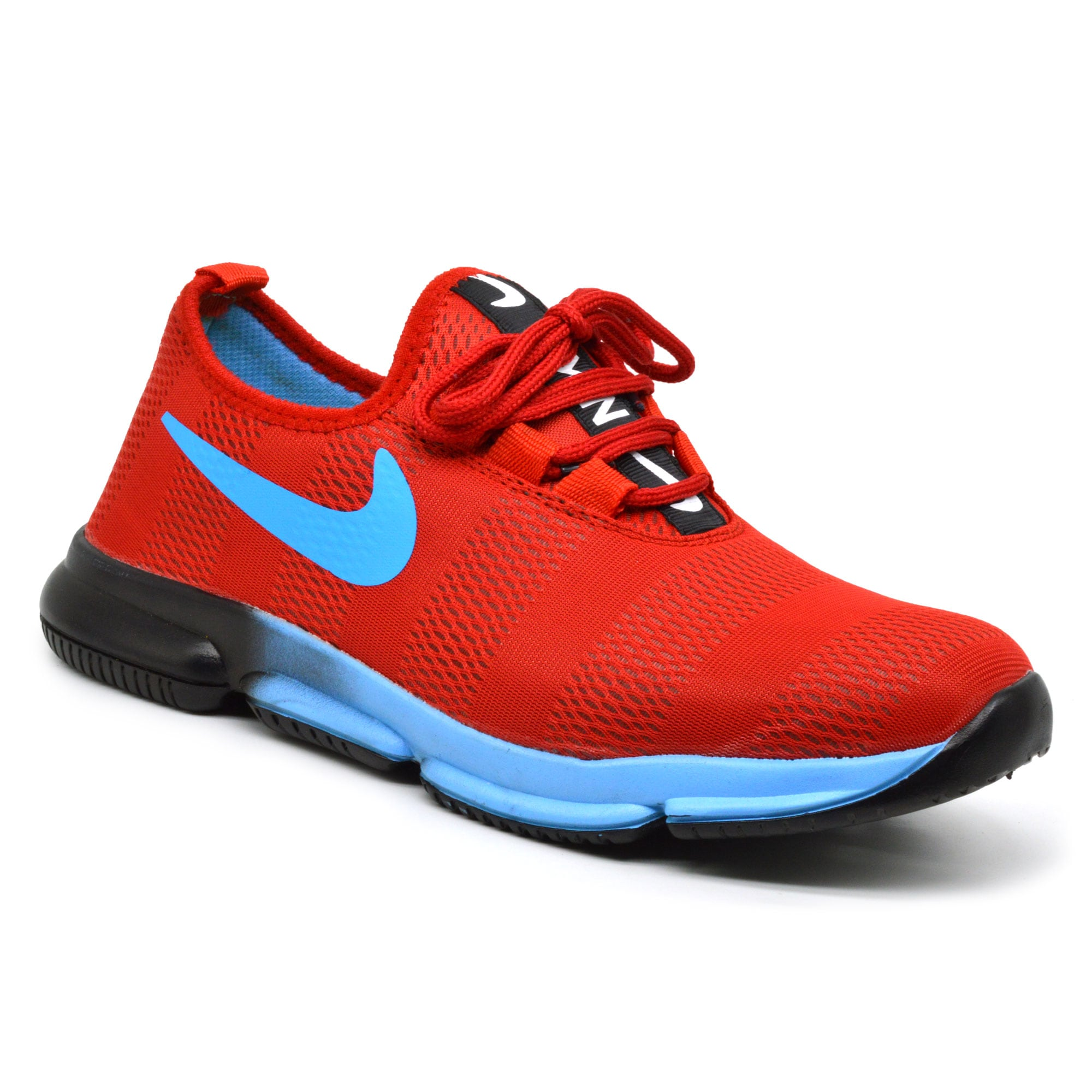 IMCOLUS15.171_RED  OUTDOOR WEAR & FLEXIBLE MENS Sports Shoes SHOES  IMCOLUS15.171_RED (RED,6TO10,8 PAIR)