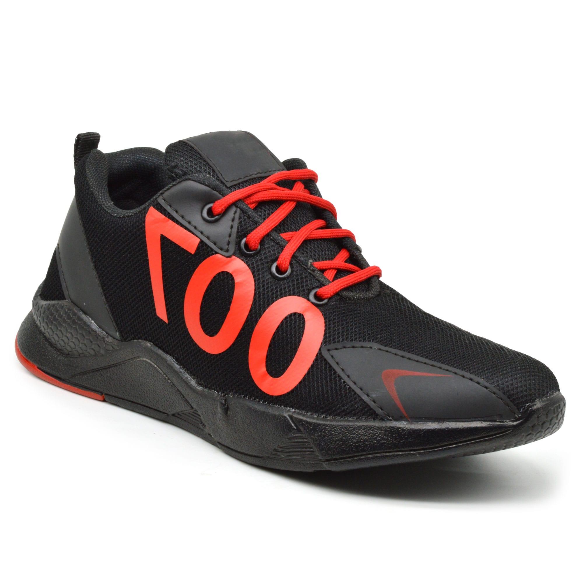 IMCOLUS29.193_BLACK FLEXIBLE &COMFOTABLE MENS Sports Shoes SHOES  IMCOLUS29.193_BLACK (BLACK,6TO10,8 PAIR)