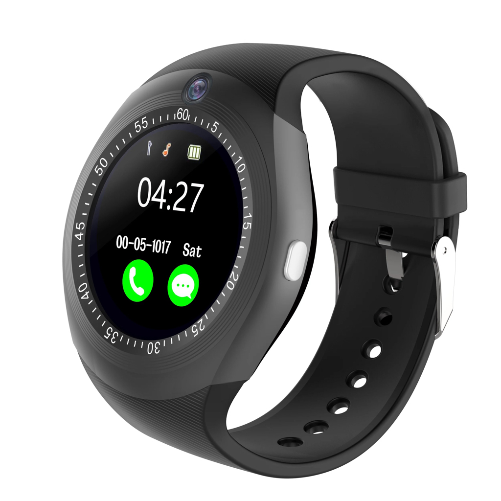 Crasp Young Y1S Man Smart Watch All Features