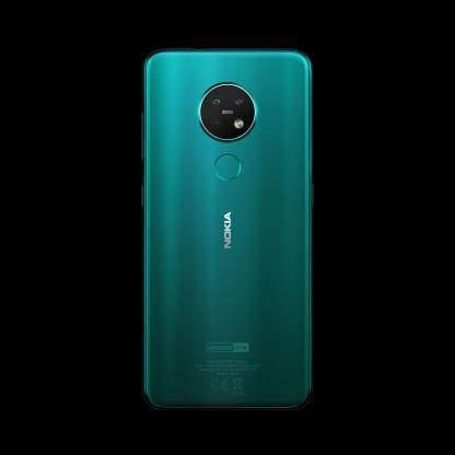 Nokia 7.2 (RAM 6 GB, 64 GB, Cyan Green)
