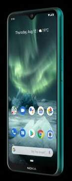 Nokia 7.2 (RAM 4 GB, 64 GB, Cyan Green)