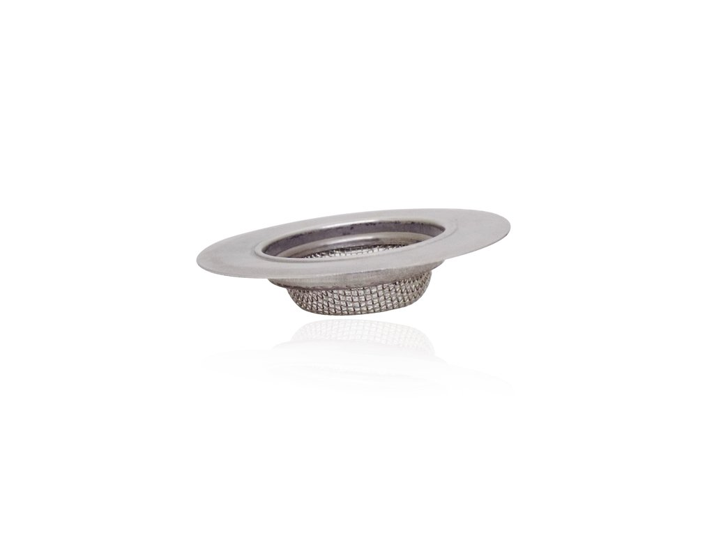 Stainless Steel Wash Basin Drain Strainer - Small