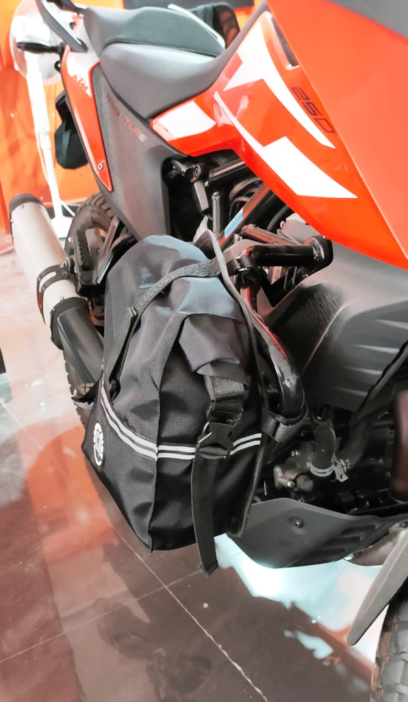 Empoher For KTM 390 & 250- Waterproof (Right)