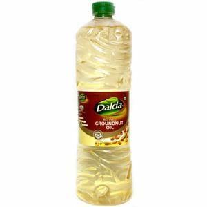 Dalda Refined Groundnut Oil - 1 Ltr