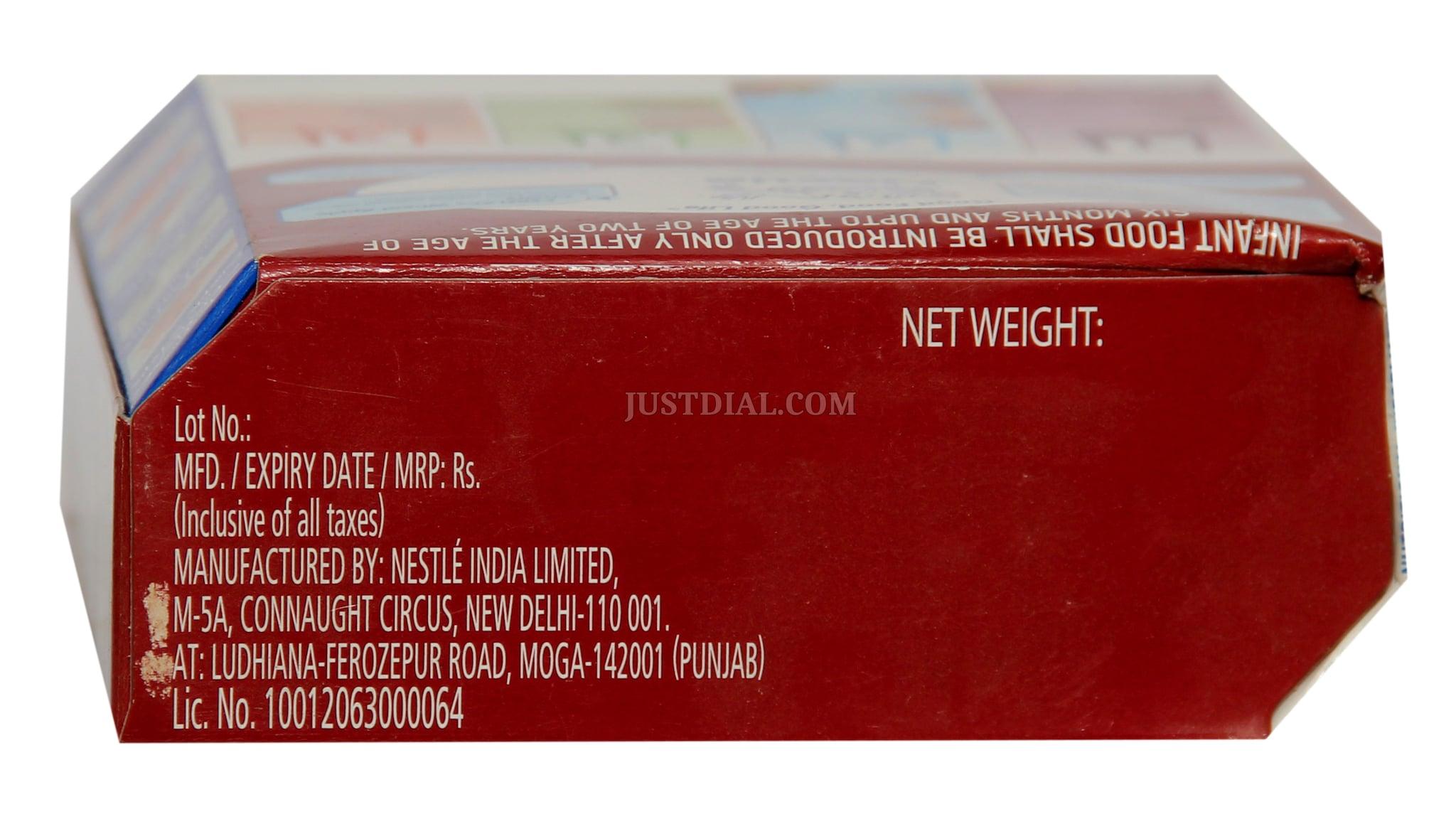 Nestle Cerelac Wheat Apple Cherry Baby Food