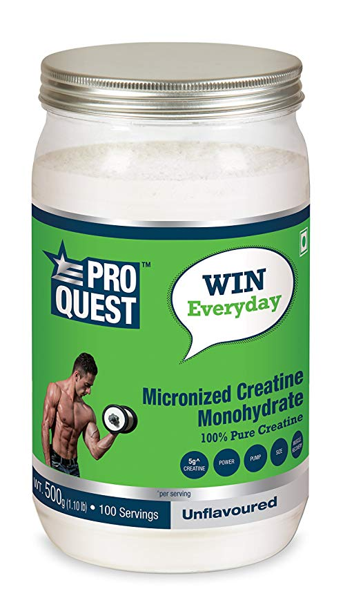 PRO QUEST CREATINE 300GM