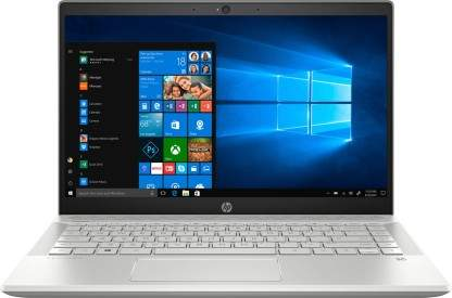 HP Pavilion 14-ce Core I7 10th Gen - (8 GB/512 GB SSD/Windows 10 Home/2 GB Graphics) 14-ce3024TX Thin And Light Laptop (14 , Mineral Silver, 1.59 Kg, With MS Office)