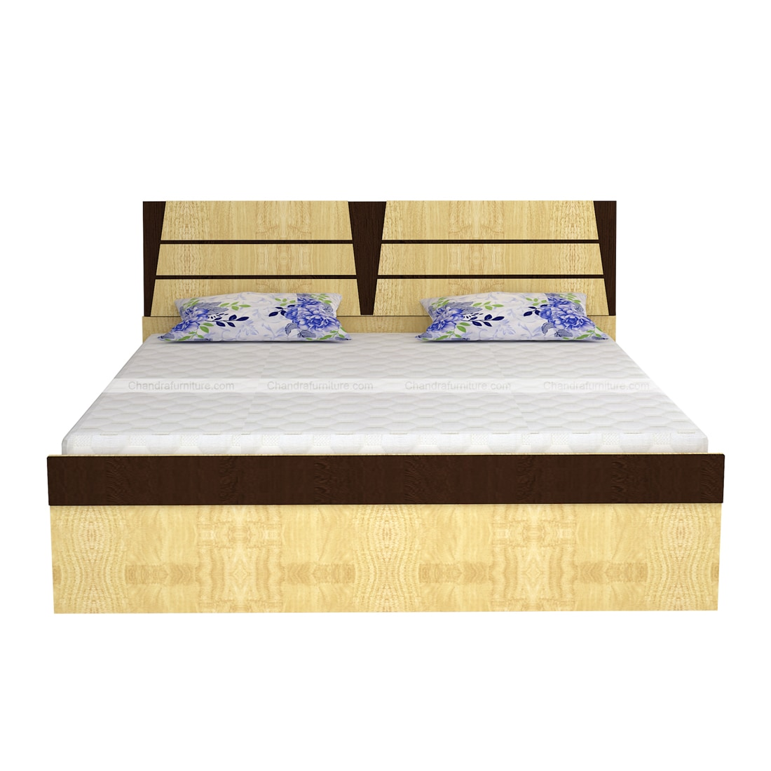 Chandra Furniture King Size Bed - Cosmo