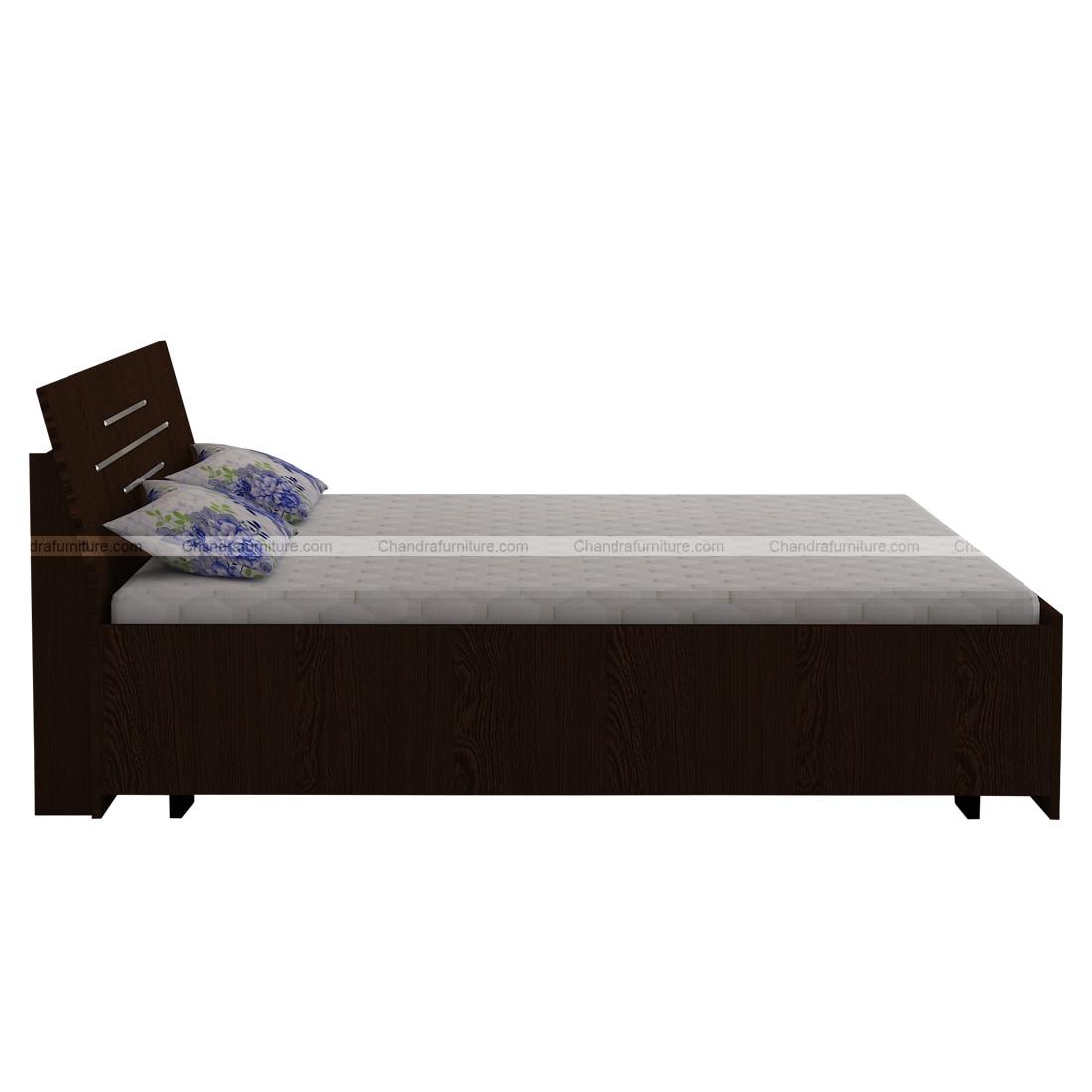 Chandra Furniture King Size Bed Senet 2