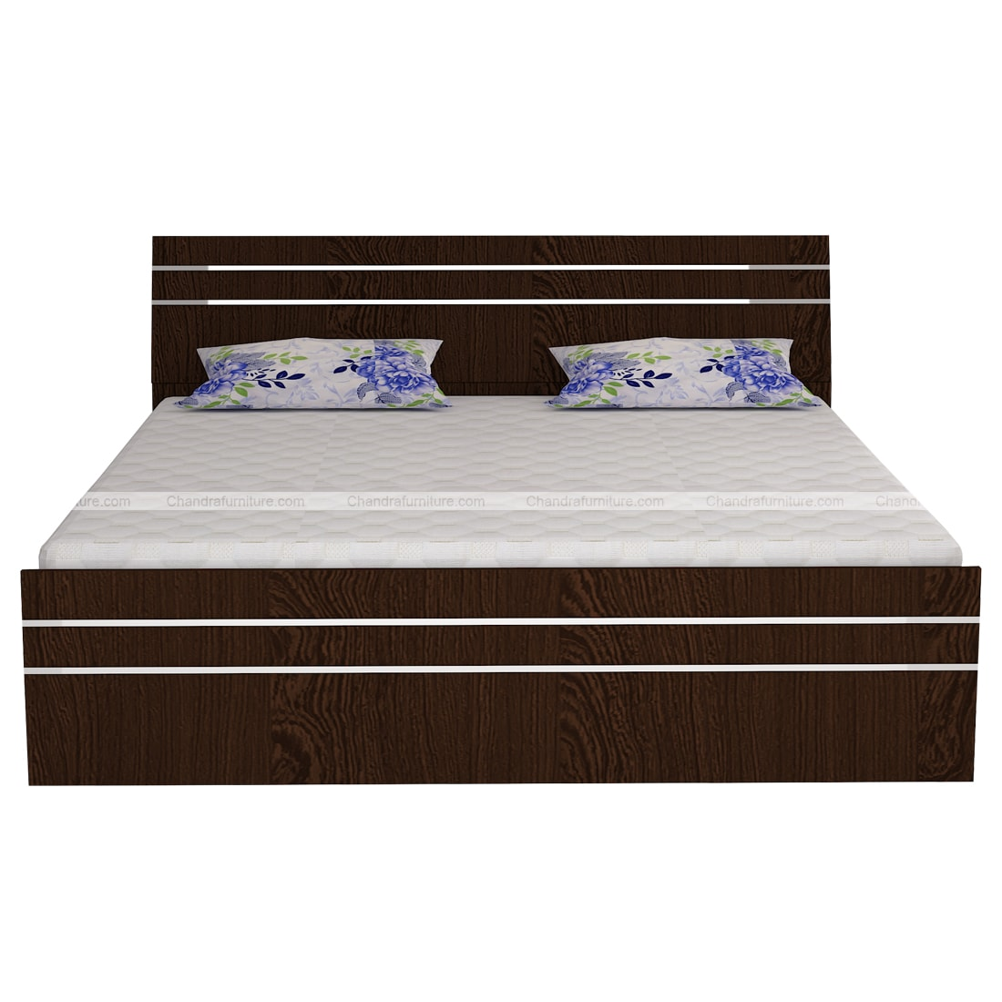 Chandra Furniture King Size Bed -61 ECO (without Box)