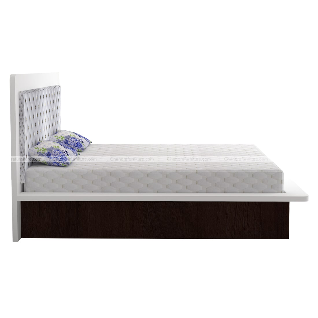 Chandra Furniture King Size Bed - 73B Low Floor