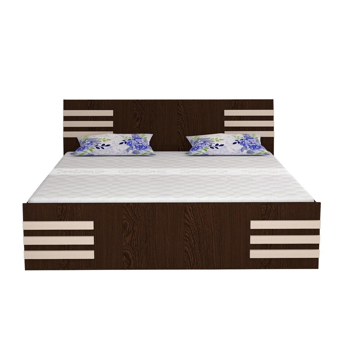 Chandra Furniture King Size Bed Royal